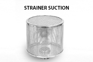 STRAINER SUCTION
