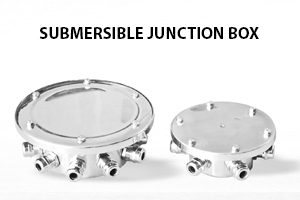 SUBMERSIBLE JUNCTION BOX